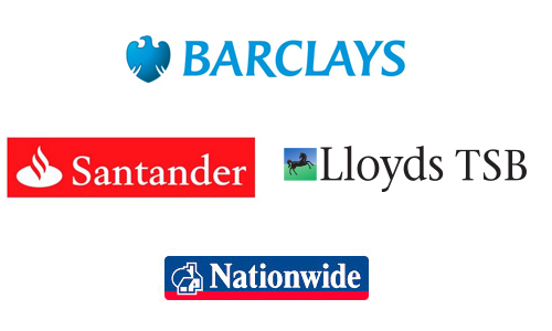 British Bank Logos British