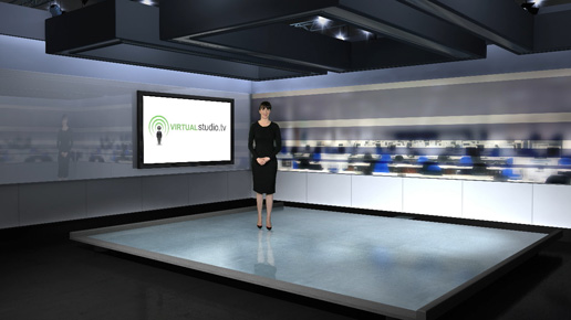 Virtual News Studio