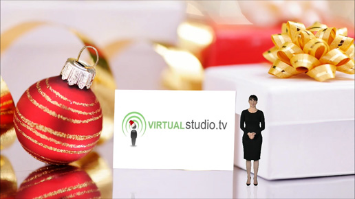 Virtual Christmas Studio